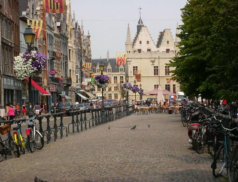 Verantsltungsbild - Studienfahrt nach Mechelen