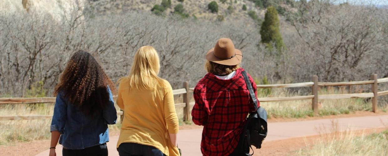 Klima-Wanderung für Frauen