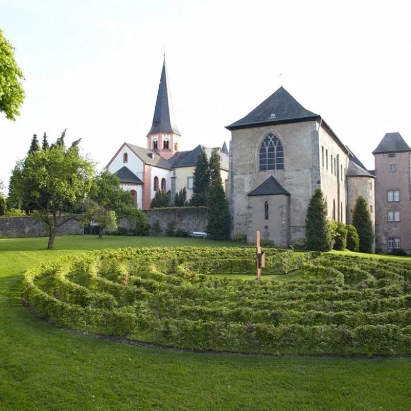 Verantsltungsbild - Auszeit im Kloster Steinfeld