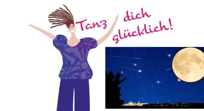Verantsltungsbild - Tanze in die Mond- und Sternschnuppennacht hinein!