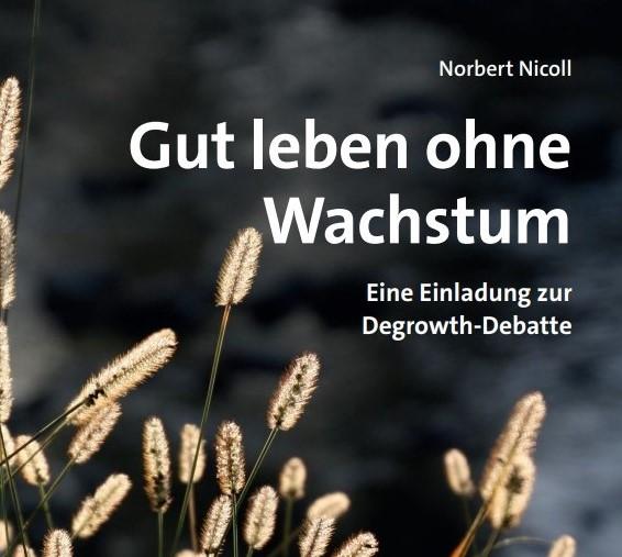 Verantsltungsbild - Dr. Norbert Nicoll: Ansätze für mehr Nachhaltigkeit im Alltag (Online-Event)
